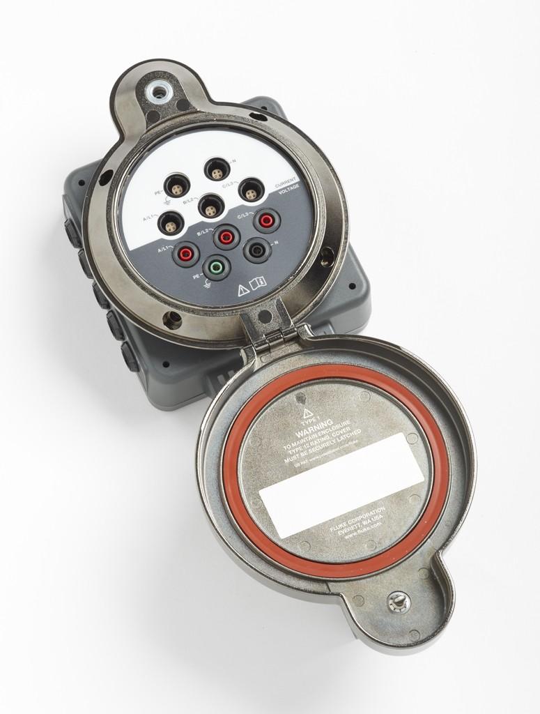 Ventana para medidas eléctricas Fluke PQ400