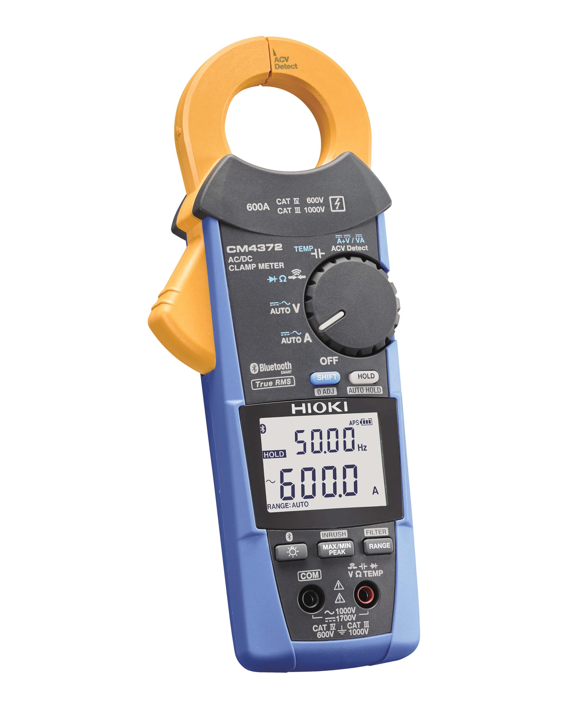Amperímetro de tenaza Hioki CM4372