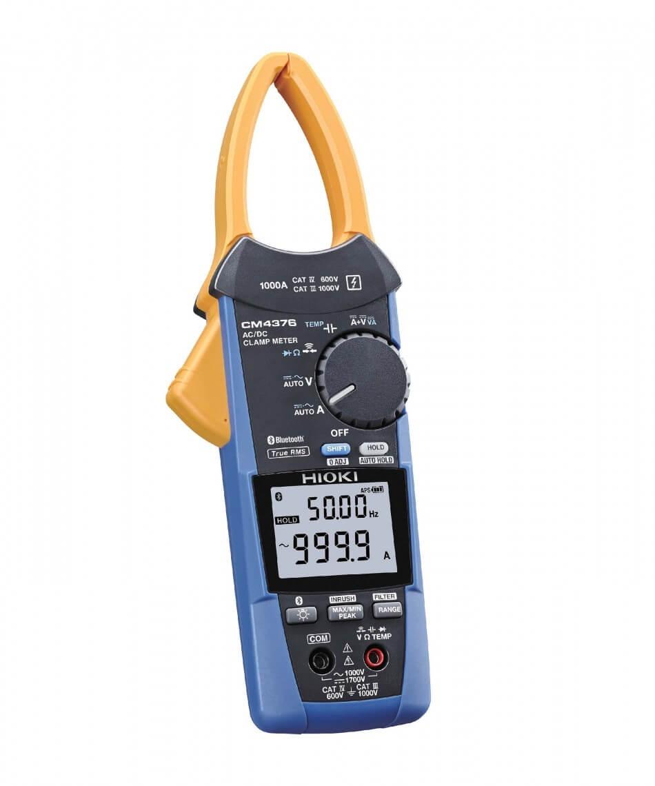 Amperímetro de tenaza Hioki CM4376