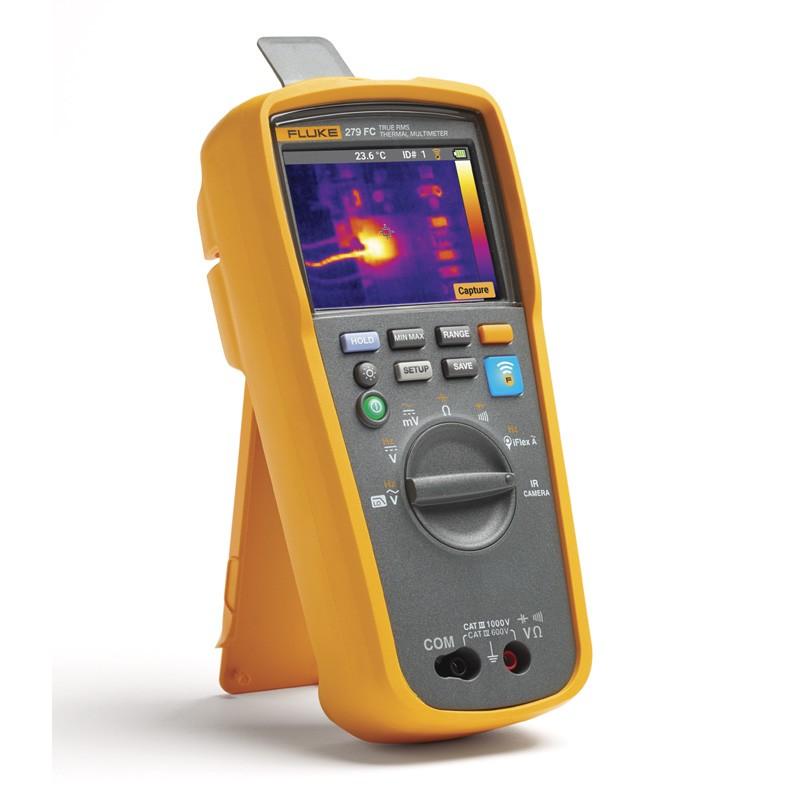 Fluke 279 FC - Cámara termográfica