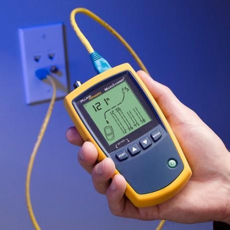 MicroScanner² Cable Verifier