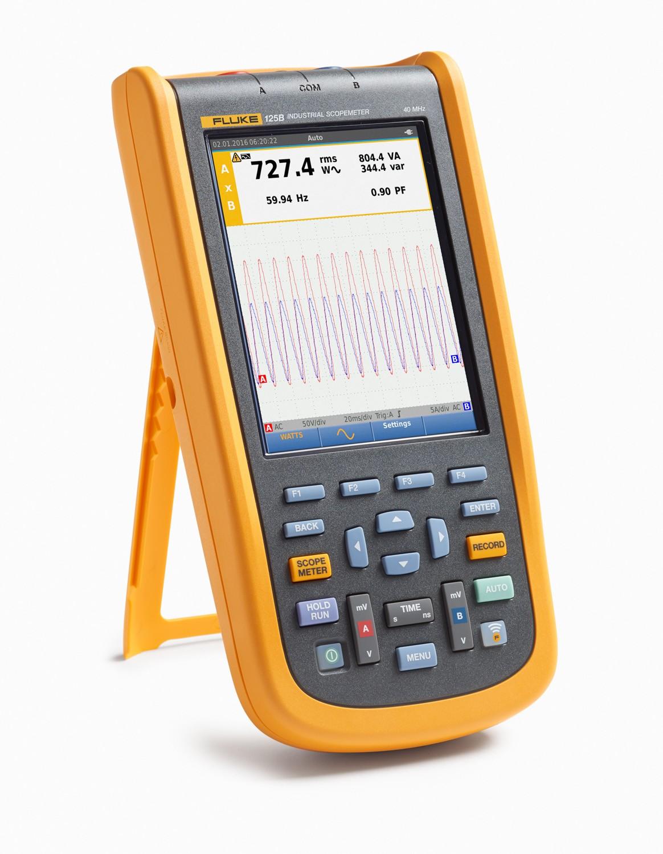 Fluke 120B osciloscopios portátiles