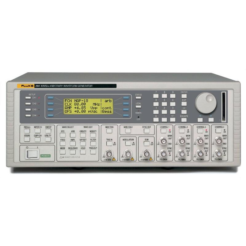 Generadores de formas de onda serie 290