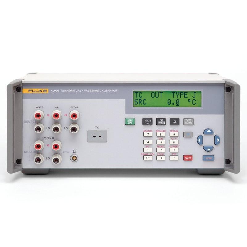 Calibrador de temperatura/presión 525B