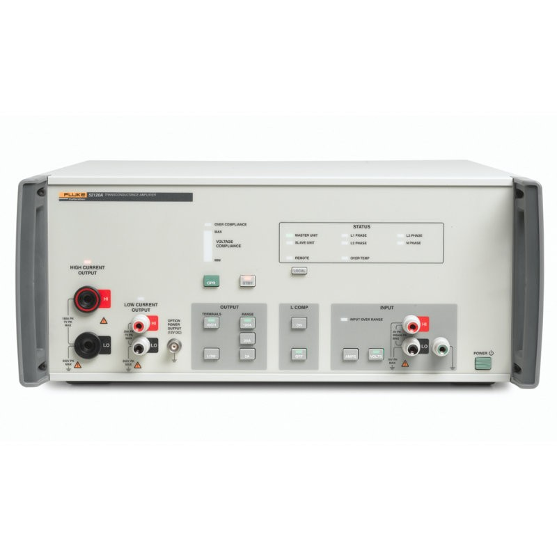 Amplificador de transconductancia 52120A