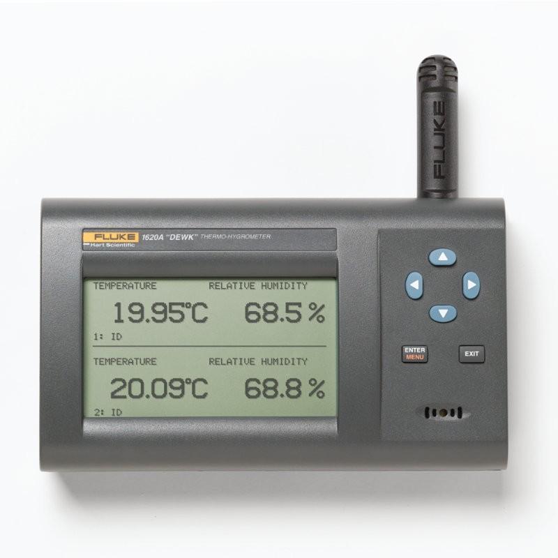 Termohigrómetro digital 1620A