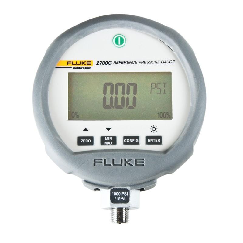 Manómetros de presión de referencia serie 2700G