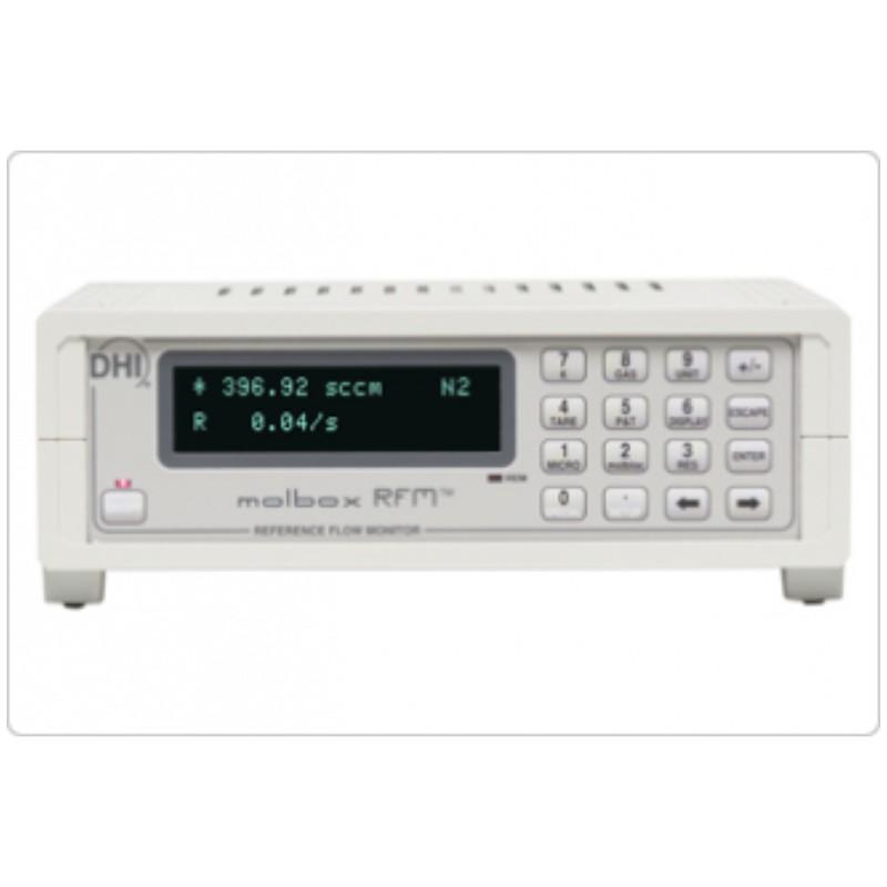 Monitor de referencia de flujo (RFM) molbox