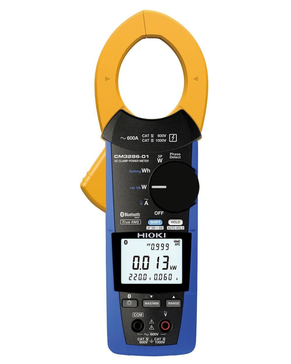 Amperímetro de potencia Hioki CM3286-01