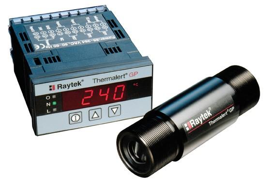 Monitor y sensor de temperatura Raytek® Compact GP