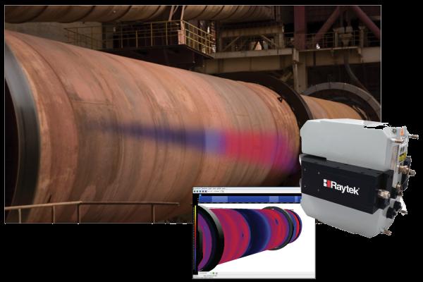 Sistema de hornos rotatorios Raytek® CS210