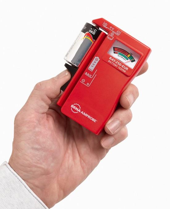 Analizador de baterías Amprobe BAT-250