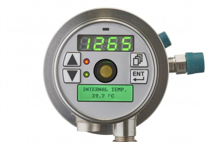 Pirómetros Infrarrojos para Alta Temperatura Endurance®