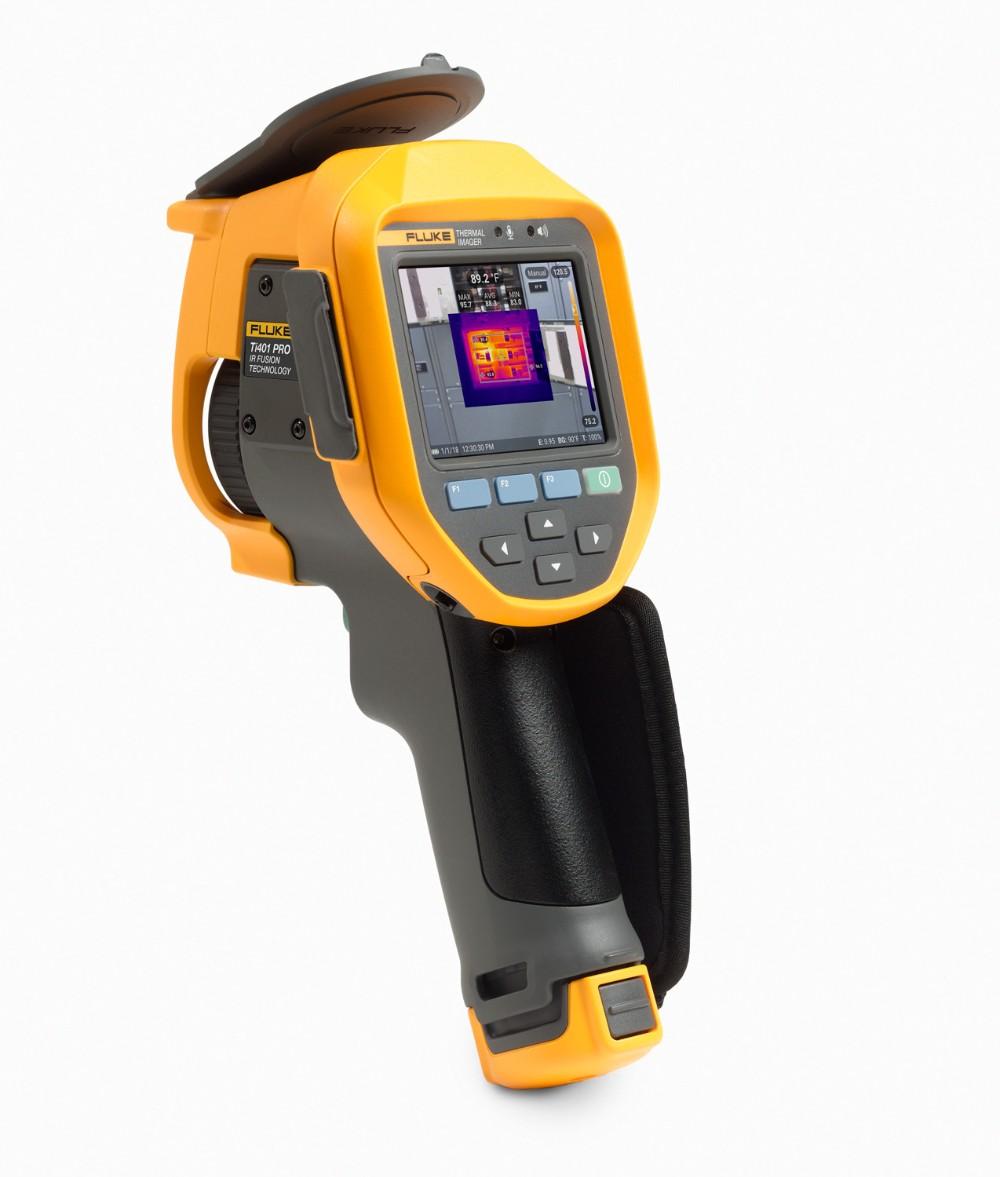 Cámara termográfica Fluke Ti401 PRO