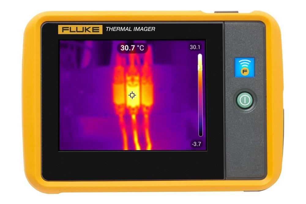 Cámara termográfica de bolsillo Fluke PTi120