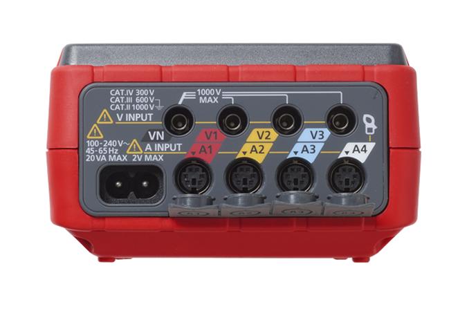Analizador de calidad eléctrica DM-5