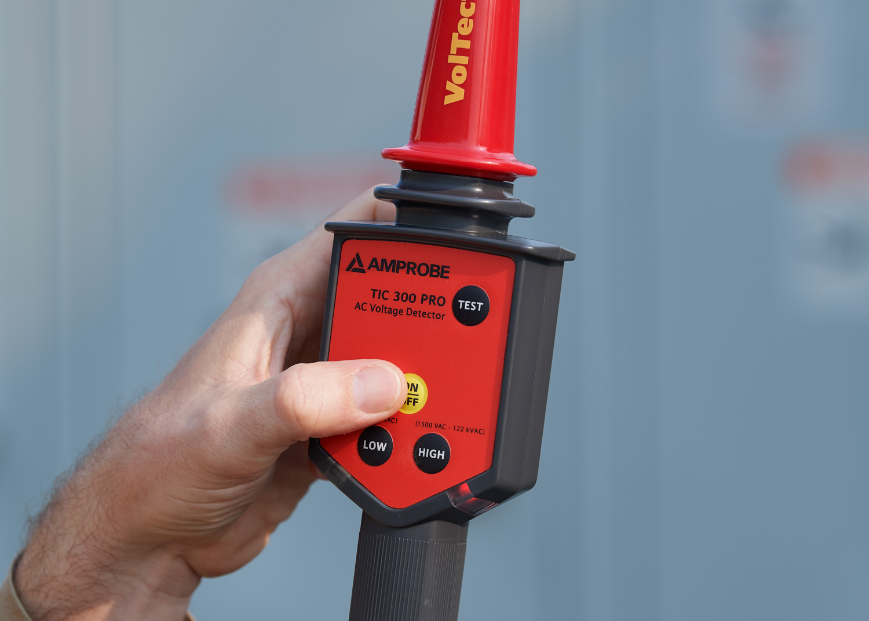 Detector de tensión Amprobe TIC-300 PRO
