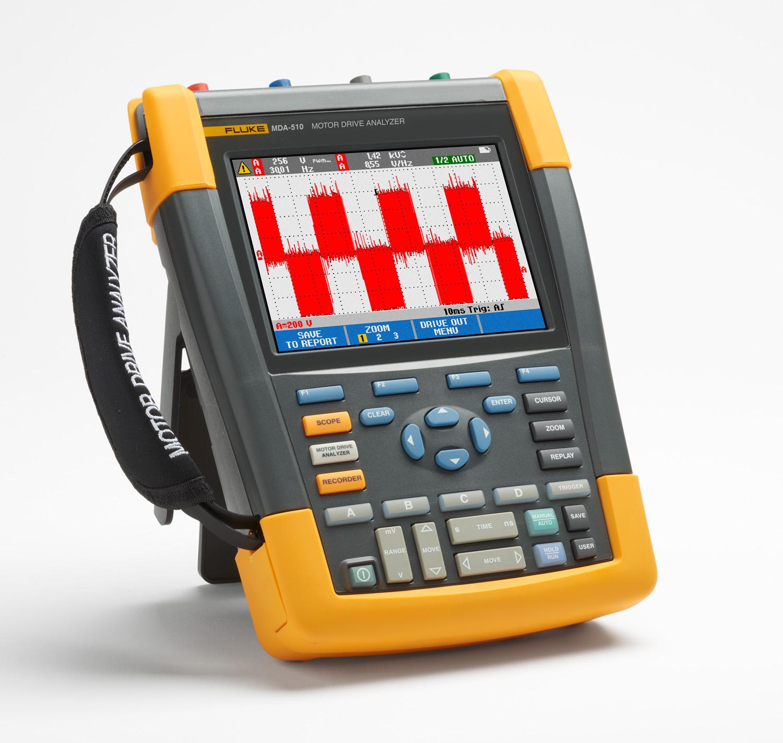 Analizadores de motor serie Fluke MDA-500