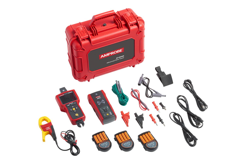 Amprobe AT-8030 Localizador industrial de cables avanzado
