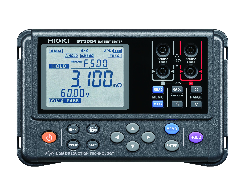 Analizador de Baterías BT3554