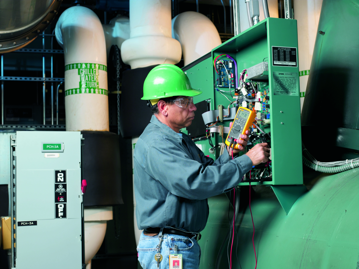 FLUKE 87V Multímetro industrial