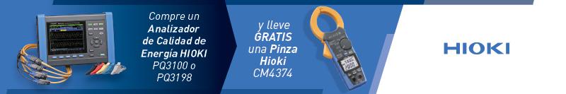 Promoción HIOKI: Análisis de Calidad de Energía [Finalizada]
