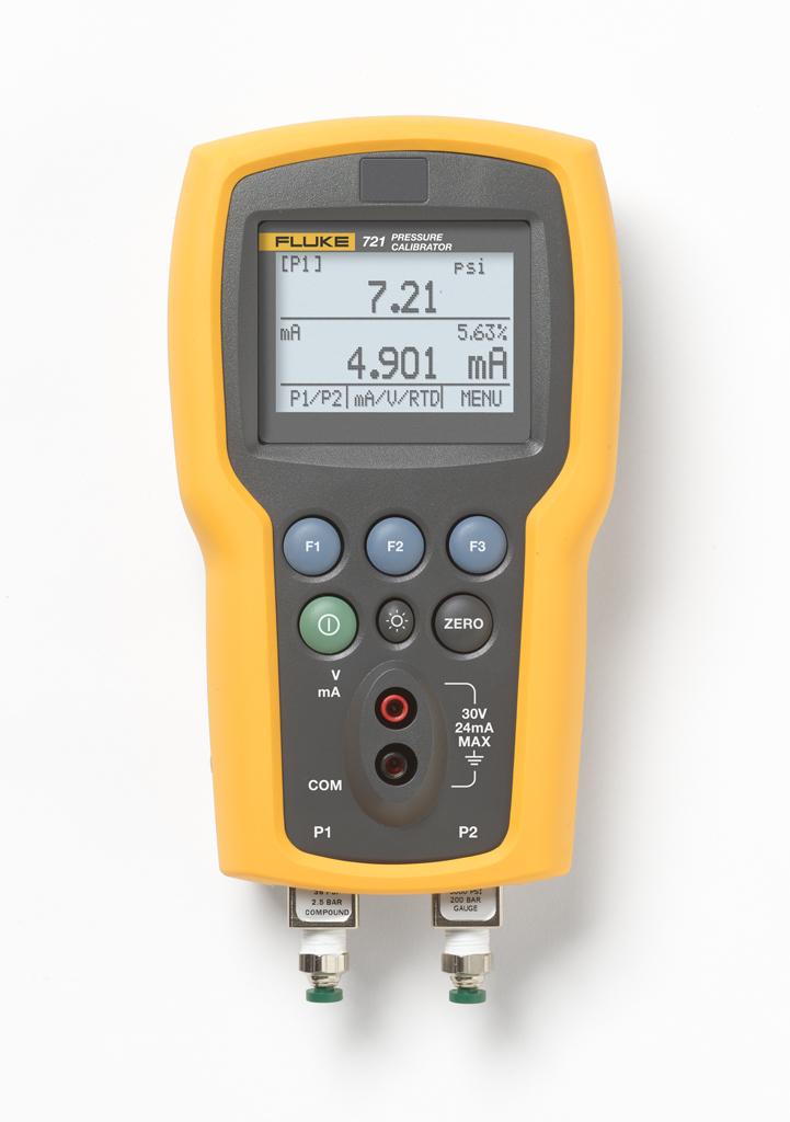 Calibrador de presión Fluke 721