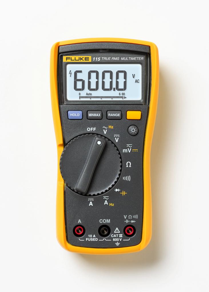 Fluke 115 Multímetro digital
