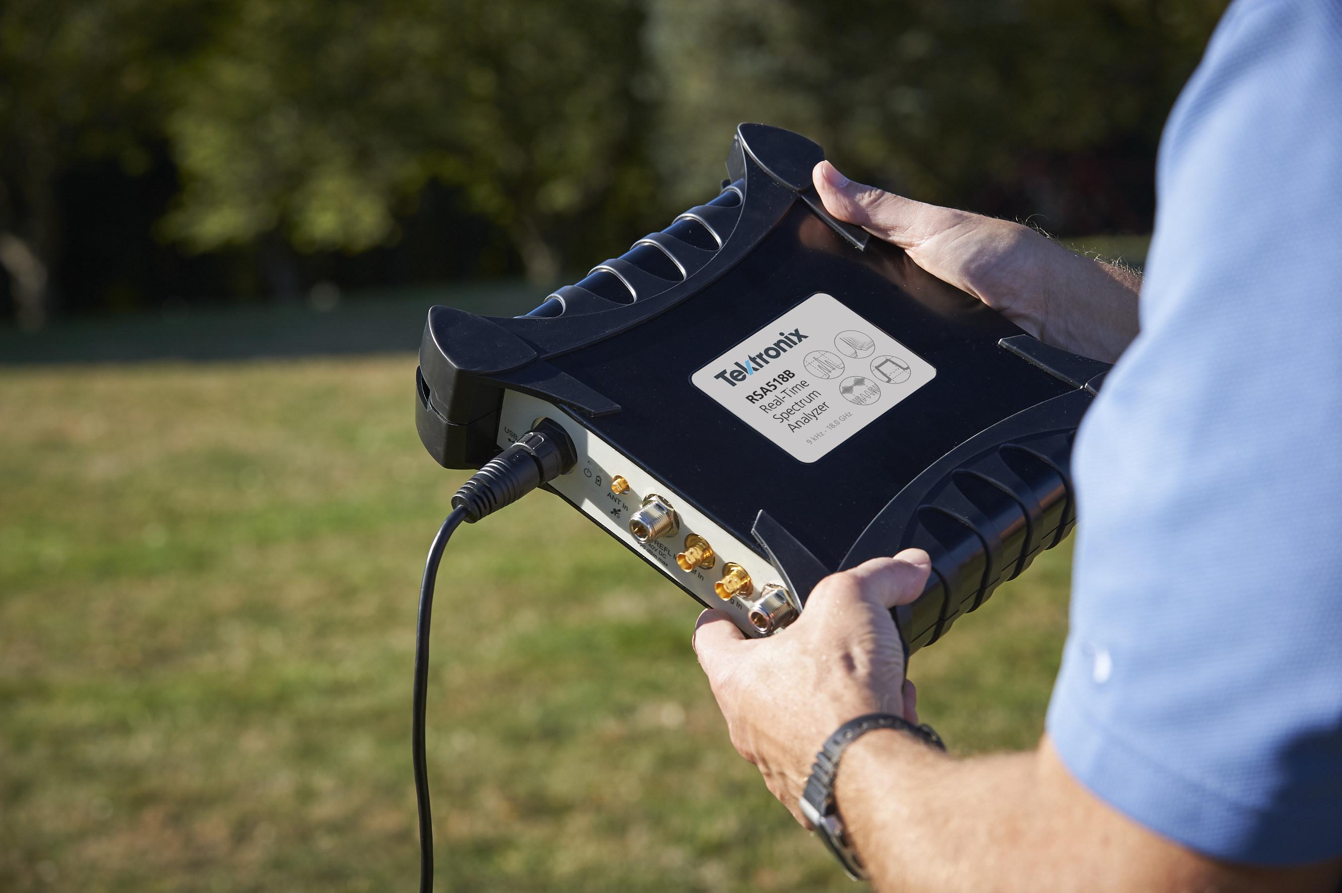 Analizador de espectro RSA500A