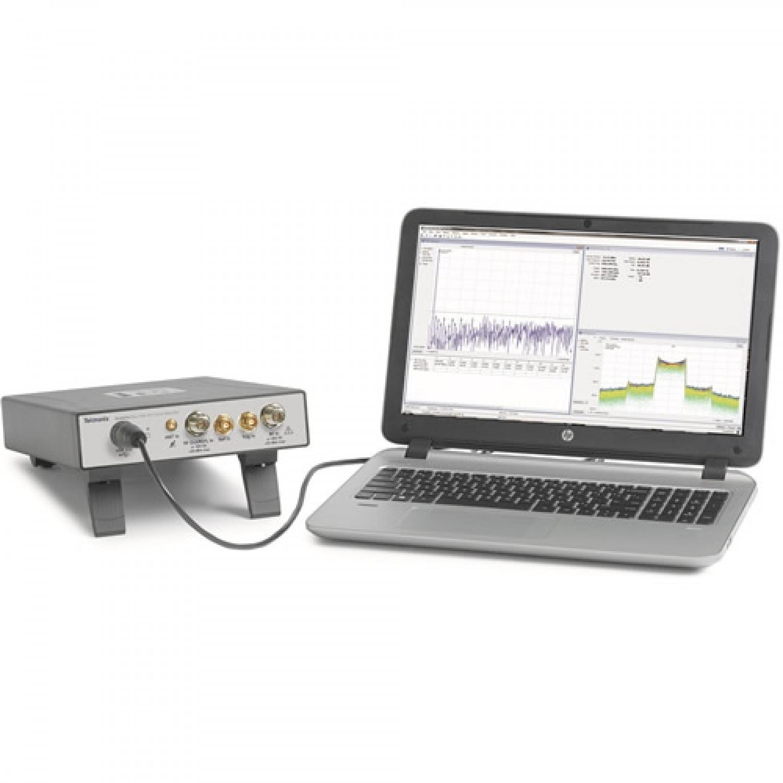 Analizador de espectro en tiempo real RSA600