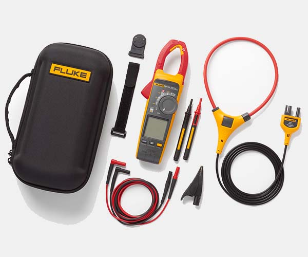 Amperímetro de CA/CC con iFlex Fluke 377 FC