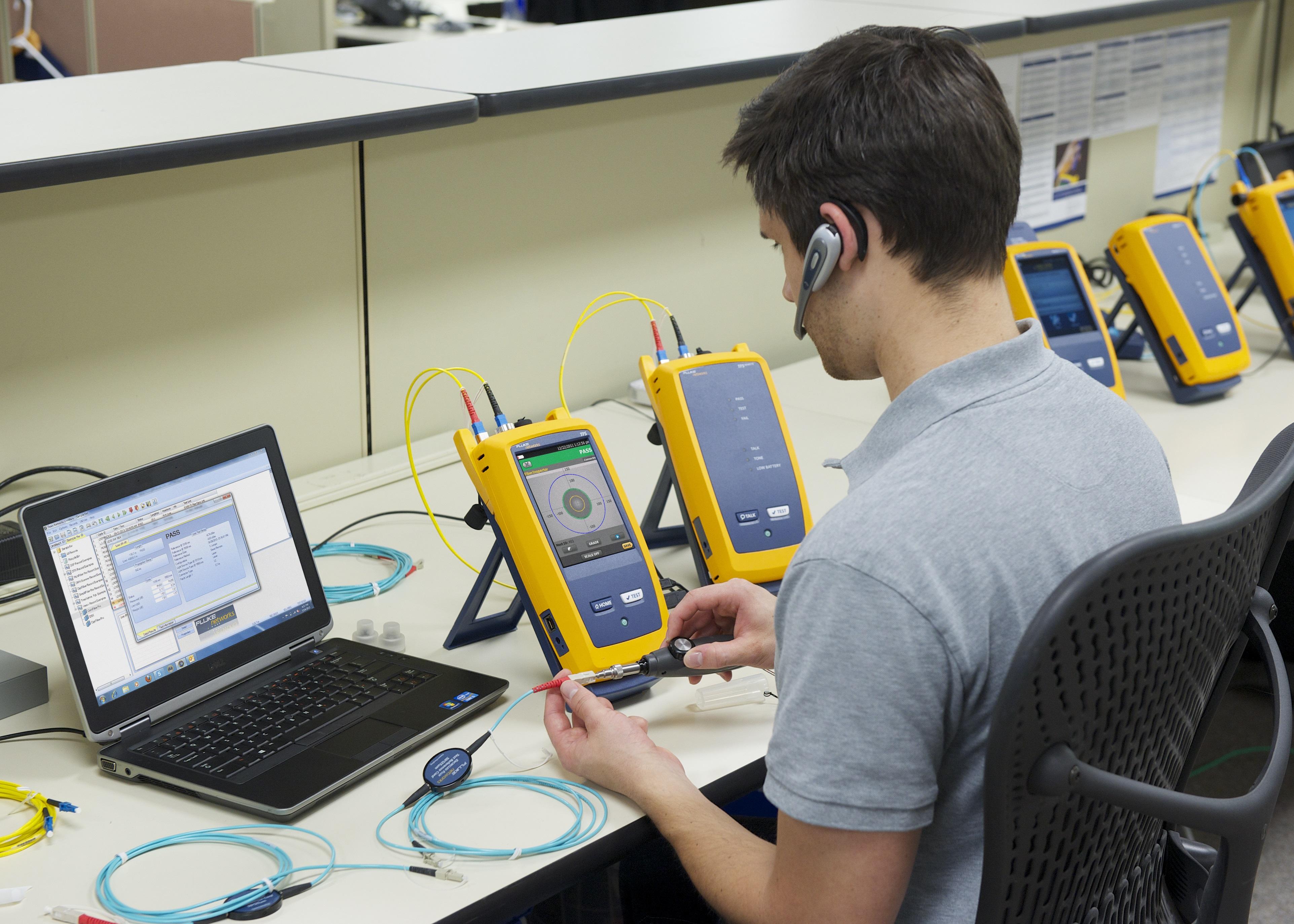 Cómo rentabilizar el proceso de certificación de cableado con VERSIV