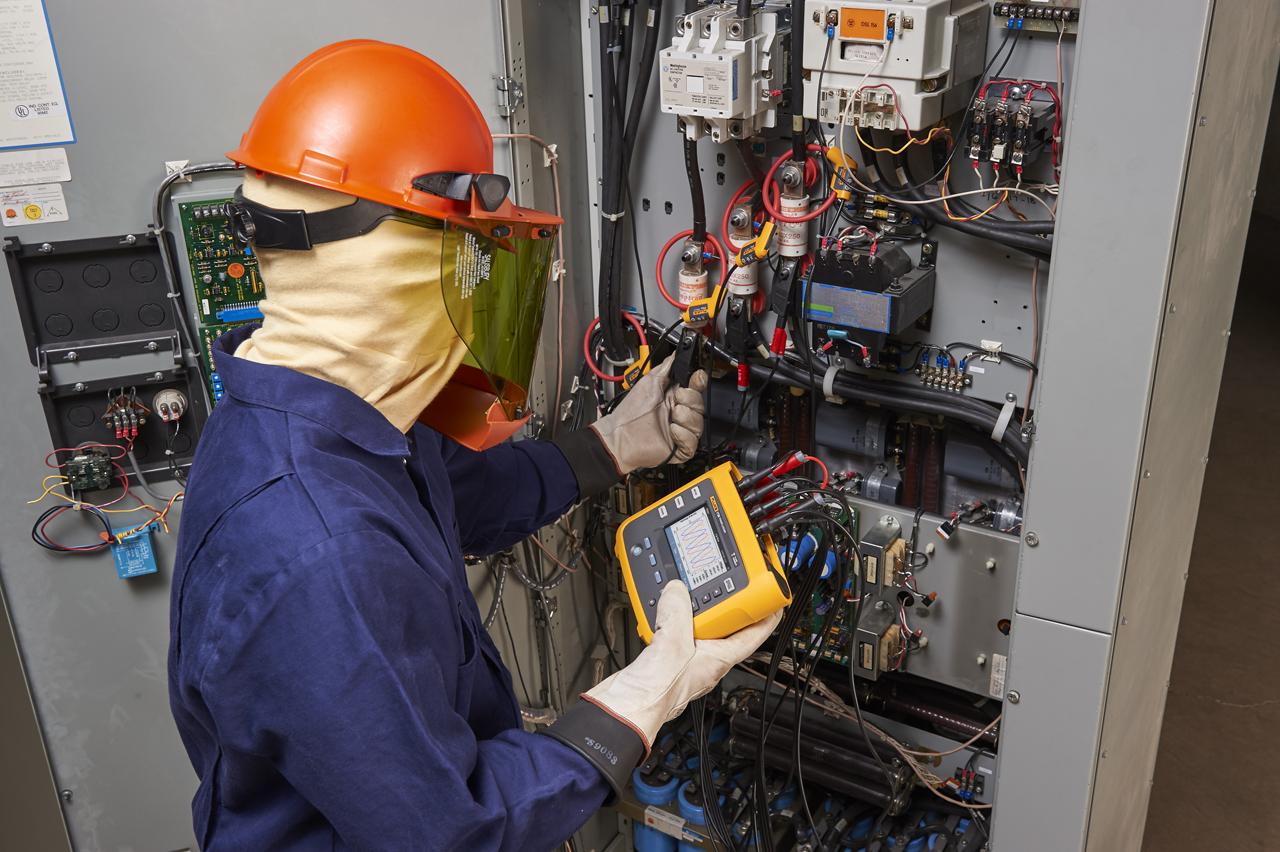 Seis cosas que debe hacer antes de realizar mediciones de calidad eléctrica