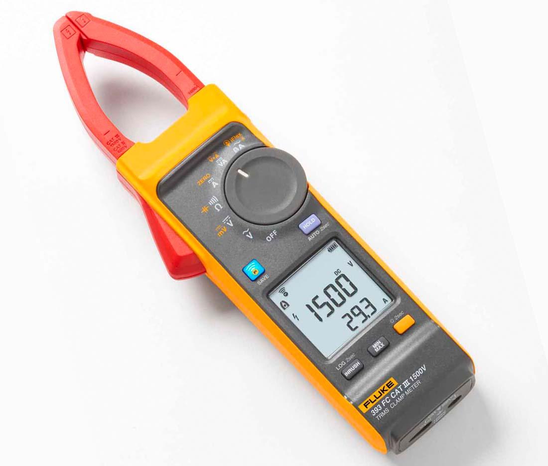 Amperímetro 1500 V  393 FC